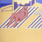 Sun Worship, 1966 Fine Art Print by Anne Durham