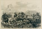 Aftermath of the Battle of Insandlwana, 21 May 1879 Fine Art Print by French School