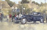 Continental Phantom 2, 1994 Fine Art Print by Peter Miller