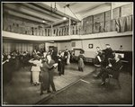 Monthly dance at the New York Association for the Blind, 111 East 59th Street, New York, 1926
