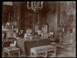 A room in the residence of the Countess De Ganay, Paris, c.1900 Postcards, Greetings Cards, Art Prints, Canvas, Framed Pictures, T-shirts & Wall Art by Martin Decent