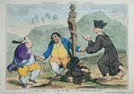 The Coalition-Dance, published by William Humphrey in 1783 Fine Art Print by James Gillray