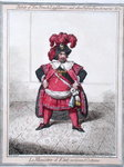 Le Ministre d'Etat en grand costume, from the series, 'Habits of the New French Legislators and other Public Functionaries, published by Hannah Humphrey in 1798 Postcards, Greetings Cards, Art Prints, Canvas, Framed Pictures, T-shirts & Wall Art by George Moutard Woodward