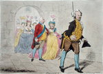 Polonius, published by Hannah Humphrey in 1795 Fine Art Print by James Gillray