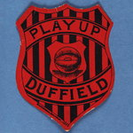 Play Up Duffield Fine Art Print by English School