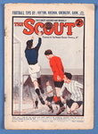 'The Scout', Vol. XIX, No.811, 1923 Fine Art Print by P.J. Crook