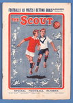 'The Scout. Special Football Number', vol. XX, no.861 Fine Art Print by P.J. Crook