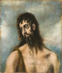 St. John the Baptist Wall Art & Canvas Prints by Pietro Perugino