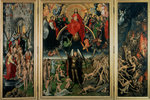 The Last Judgement, 1473 Fine Art Print by Jan II Provost