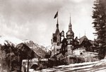 Peles Castle, Romania Wall Art & Canvas Prints by Florence Hardy