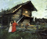 'The Shed' Wall Art & Canvas Prints by Pierre Auguste Renoir