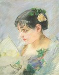 The Spanish Woman Wall Art & Canvas Prints by Edouard Manet