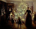 Silent Night, 1891 Fine Art Print by Stanley Cooke