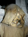 Mummified remains Fine Art Print by Anonymous
