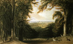 Wooded landscape, Windsor, 1827 Fine Art Print by Pat Nicolle