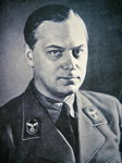 Alfred Rosenberg, 1940 Wall Art & Canvas Prints by German Photographer