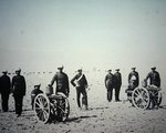 Gatling Guns of the Royal Artillery