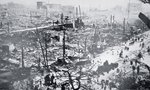 Tokyo after the Kanto earthquake, 1923 Wall Art & Canvas Prints by Gerry Wood