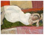 The White Nightdress, 2008 Fine Art Print by Jules Pascin