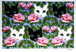 Heres Looking at You Wall Art & Canvas Prints by Pat Scott