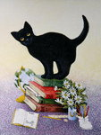 Every Little Helps Postcards, Greetings Cards, Art Prints, Canvas, Framed Pictures & Wall Art by Pat Scott