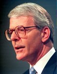 John Major, 11th February 1996 Poster Art Print by Anonymous