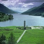 Glenfinnan Monument, Loch Shiel Wall Art & Canvas Prints by Tim Scott Bolton