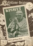 "Advertisement for the film ""Kismet"" with Marlene Dietrich and Ronald Colman, 1944 Fine Art Print by Henri de Toulouse-Lautrec"