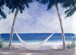 Hammock, 2005 Fine Art Print by Simon Cook