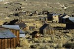 Bodie State Historical Park Fine Art Print by English School
