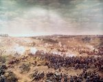 The Battle of Atlanta Wall Art & Canvas Prints by French School