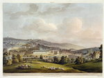 A General View of Bath, from 'Bath Illustrated by a Series of Views', engraved by John Hill Postcards, Greetings Cards, Art Prints, Canvas, Framed Pictures, T-shirts & Wall Art by James Rattray