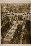 Victory March in London, July 19th, 1919 Wall Art & Canvas Prints by French School