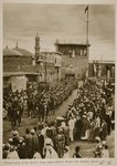 Formal entry of the British troops under General Maude into Bagdad, March 11th, 1917, 1917-19 Fine Art Print by English School
