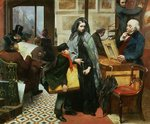 Nameless and Friendless, 1857 Fine Art Print by Arthur Longlands Grace