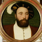 Sir George Carew Fine Art Print by Lambert Cornelis