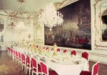 Banqueting Room, design devised by Nikolaus Pacassi (1716-99) (photo) Fine Art Print by Charles Giraud