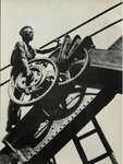 The Worker Fine Art Print by Russian Photographer
