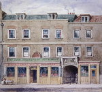 Curriers' Hall, 1850 Fine Art Print by William Hogarth