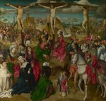 Scenes from the Passion of Christ, 1510 Fine Art Print by Jan van Eyck