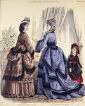 The Milliner and Dressmaker, 1888 (colour litho) Postcards, Greetings Cards, Art Prints, Canvas, Framed Pictures, T-shirts & Wall Art by John Callcott Horsley