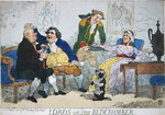 'Lords of the Bedchamber', 1784 Fine Art Print by English School