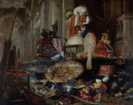 Allegory of the Vanities of the World, 1663 Fine Art Print by Anne Vallayer-Coster