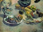 Still Life with Fruit, 1888 (oil on canvas) Wall Art & Canvas Prints by Paul Serusier