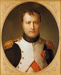 Portrait of Napoleon (1769-1821) in Uniform (oil on canvas) Wall Art & Canvas Prints by Sir Thomas Lawrence