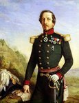 Portrait of Napoleon III (1808-73) 1852 (oil on canvas) (detail) Wall Art & Canvas Prints by Sir Thomas Lawrence