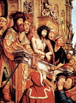 Christ Presented to the People, c.1515 Poster Art Print by Frans II the Younger Francken