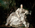 Madame de Pompadour Fine Art Print by Gerald Kelly