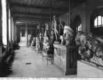 The Greek Room of the Ecole Nationale Superieure des Beaux-Arts, 1929 (b/w photo) Postcards, Greetings Cards, Art Prints, Canvas, Framed Pictures, T-shirts & Wall Art by Adolphe Giraudon