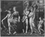 Triumph of Spring Fine Art Print by Sandro Botticelli